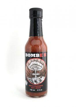 sauce piquante bombe h