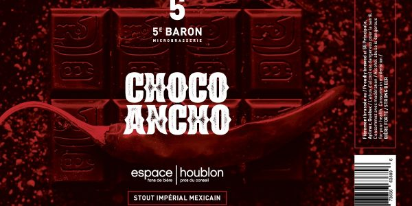 5e baron choco ancho