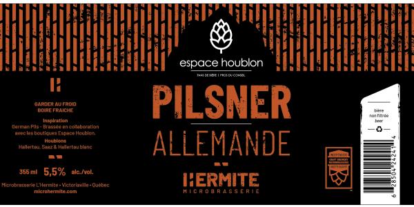 pilsner hermite