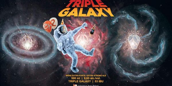 Triple galaxy