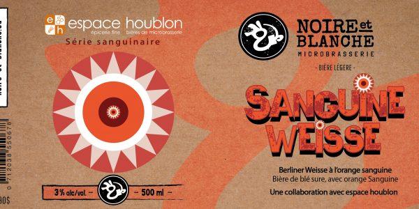 N&B Espace Houblon Sanguine weisse